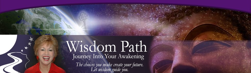 Wisdom Path psychic astrologer and spiritual counselor
